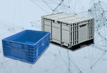 Wykorzystanie plastikowych kontenerów